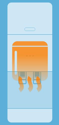 アクアセレクトライフ加熱クリーンシステム